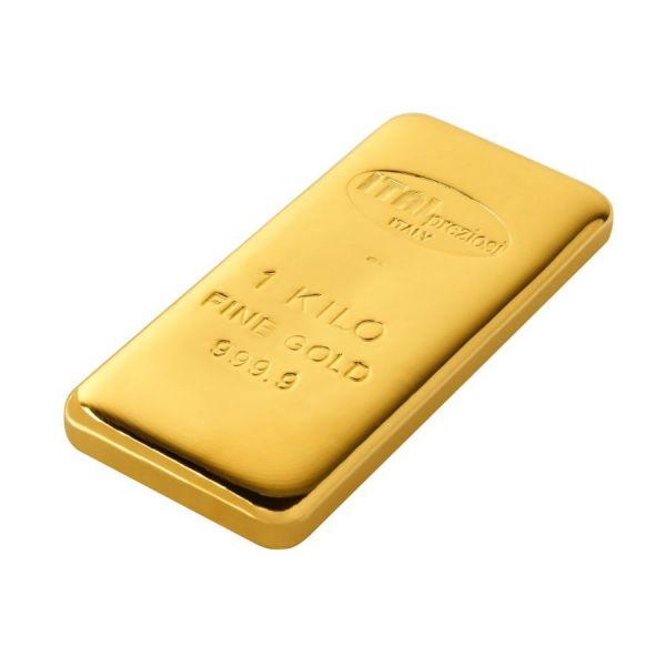 Lingotto Oro 1 kg - Italpreziosi