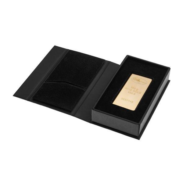 Lingotto Oro 500 grammi - box aperta - Italpreziosi